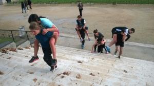 Perf&fit Préparation Physique Coaching Sportif Paris - Bootcamp Jardin du Luxembourg 3