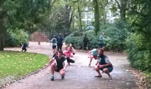Perf&fit Préparation Physique Coaching Sportif Paris - Bootcamp Jardin du Luxembourg