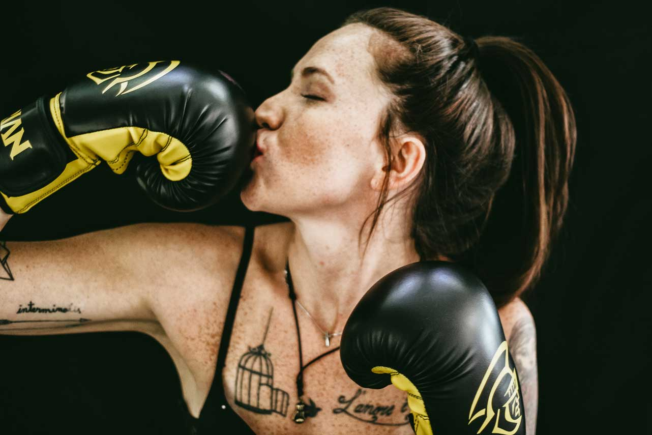 coach boxe Perf&fit coaching sportif