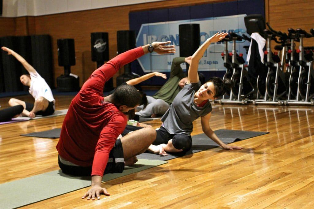 Stretching souplesse, mobilité et bien-être - coaching sportif Perf&fit