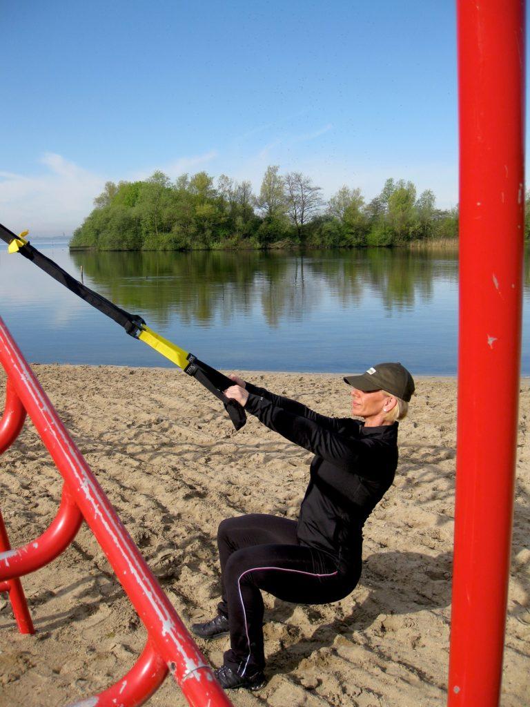 TRX suspension training perf&fit coach sportif lyon paris marseille saint-etienne