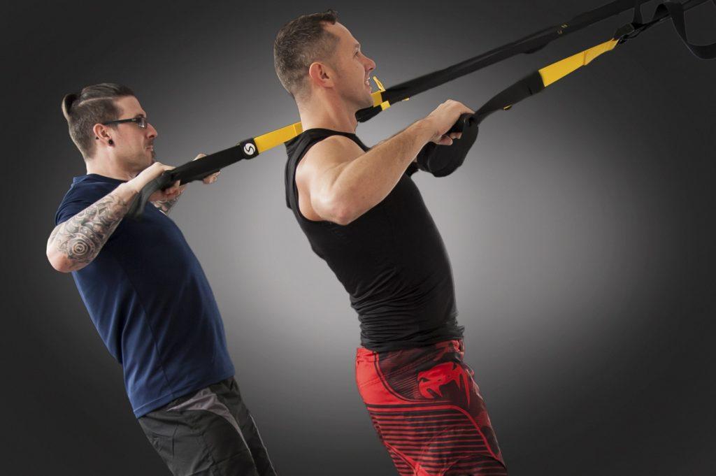 TRX suspension training perf&fit coach sportif saint-etienne paris lyon marseille