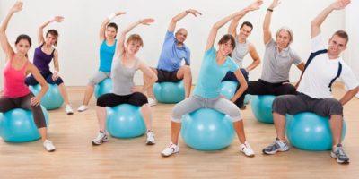 Pilates Unieux Ballon