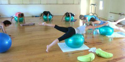 Pilates Unieux Ballon 2