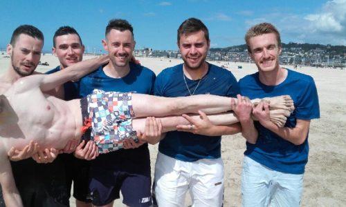 Funcamp Perf&fit sport et fun EVG plage de Deauville