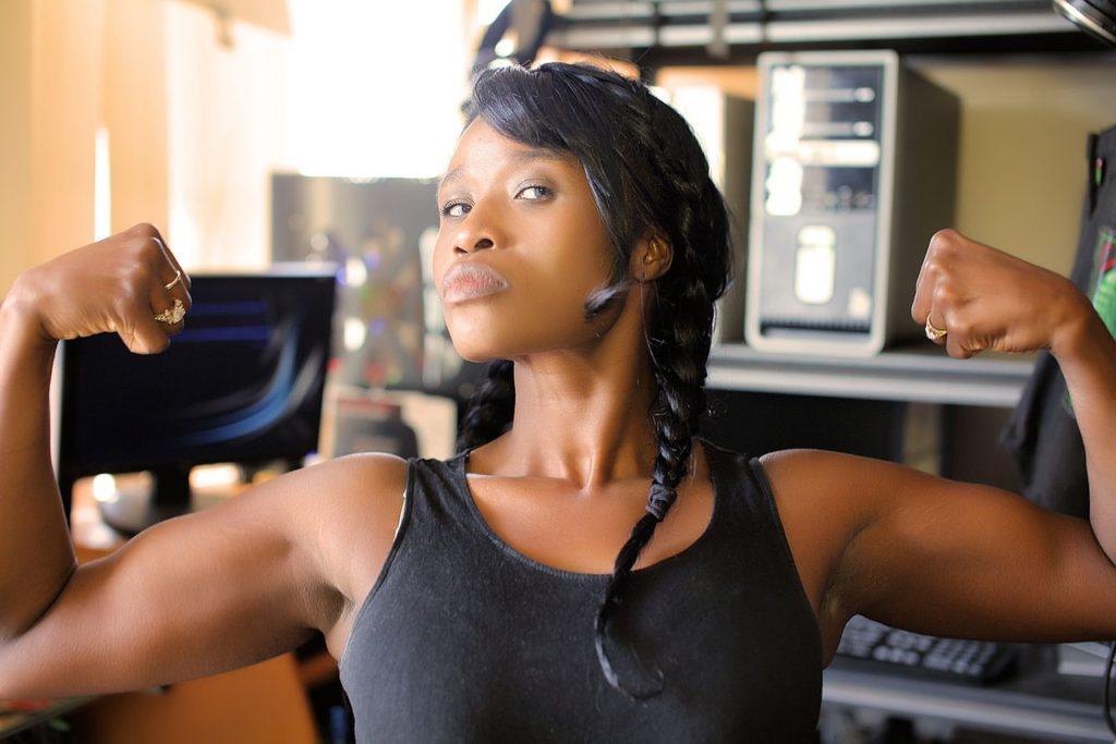 Musculation femme : stop au mythe, oui au corps fit - Perf&fit coach sportif